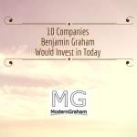 10 Ben Graham Companies