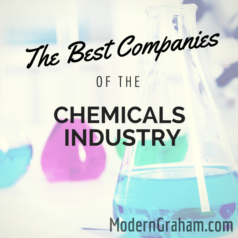 Best Companies of the Chemicals Industry