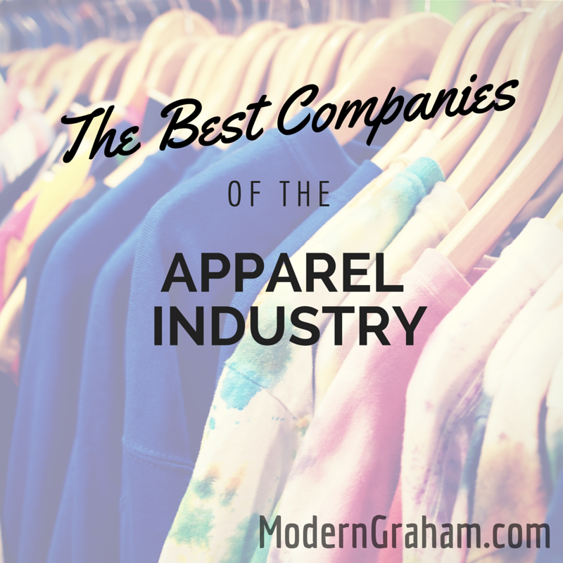Copy of Best Companies of the Apparel Industry
