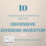defensive dividend investor