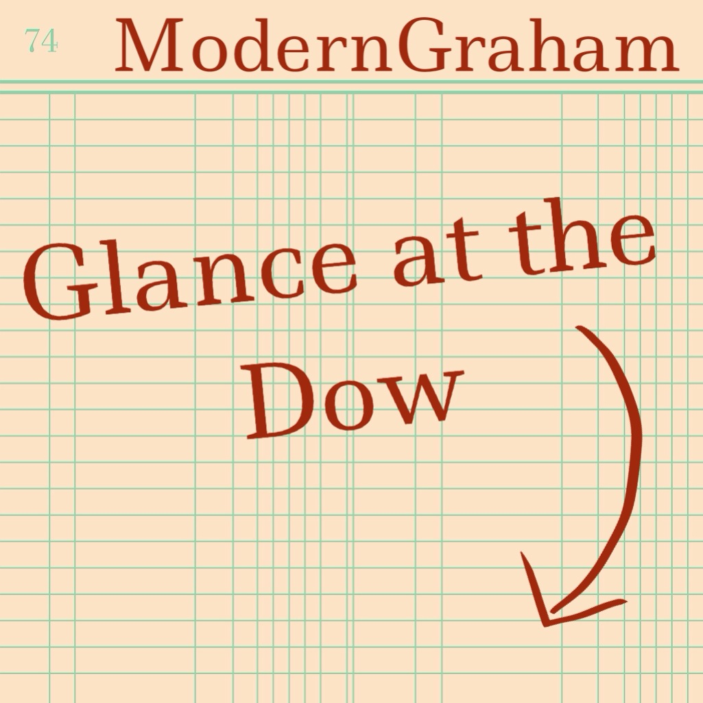Glance at the Dow – February 2014