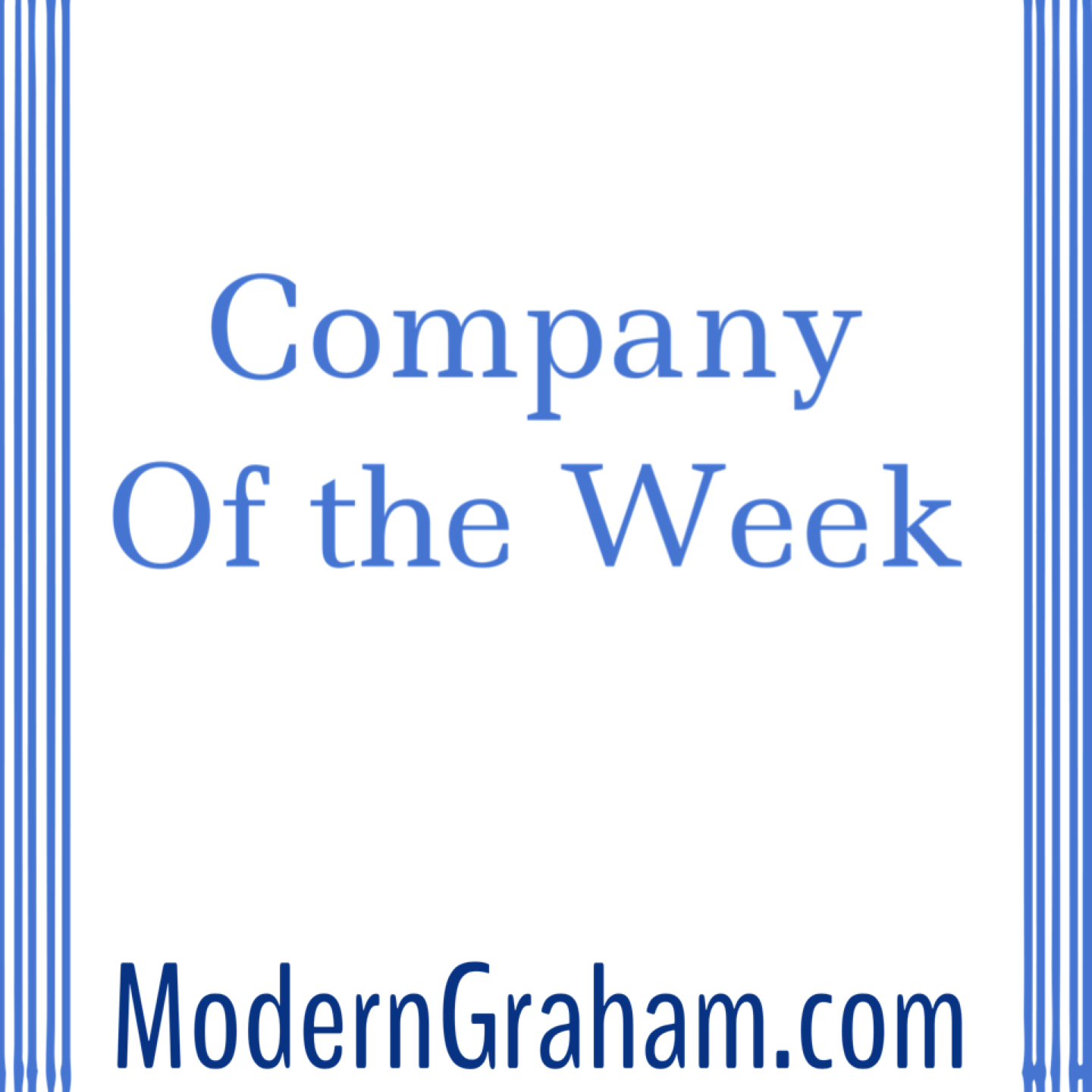 Company of the Week: Capital One Financial (COF)