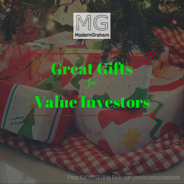 Great Gifts for Value Investors