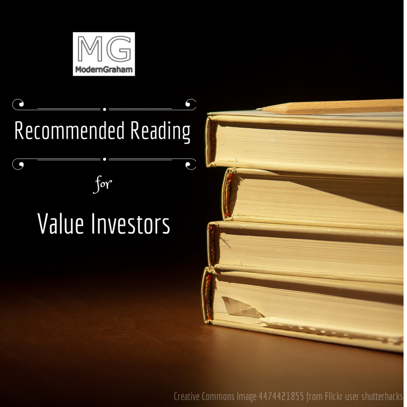 5 New Books for Value Investors - February 2016 - ModernGraham