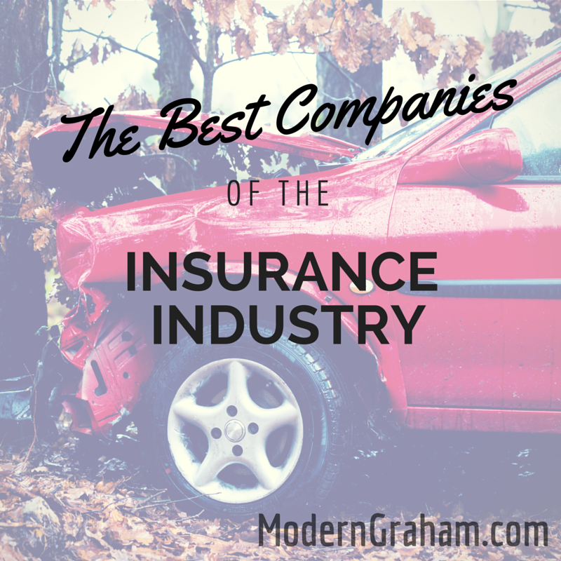 The Best Companies of the Insurance Industry – October 2015