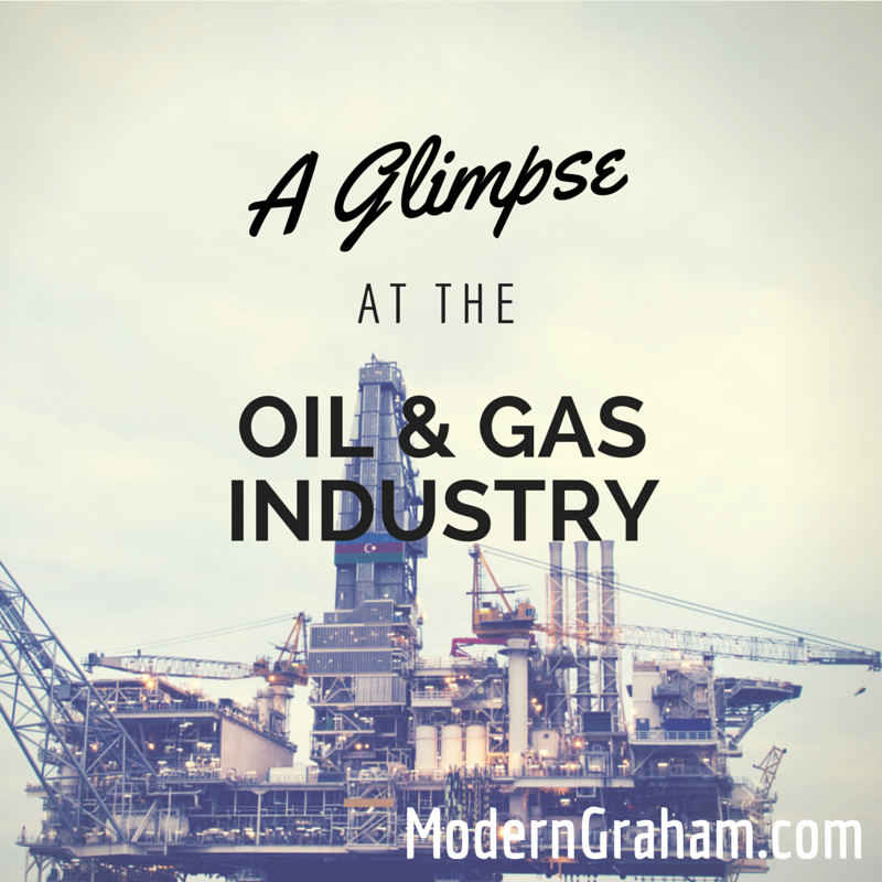 The Best Companies of the Oil & Gas Industry – August 2015