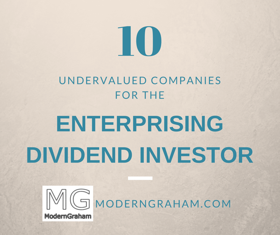 10 Best Dividend Paying Stocks for the Enterprising Investor – March 2019