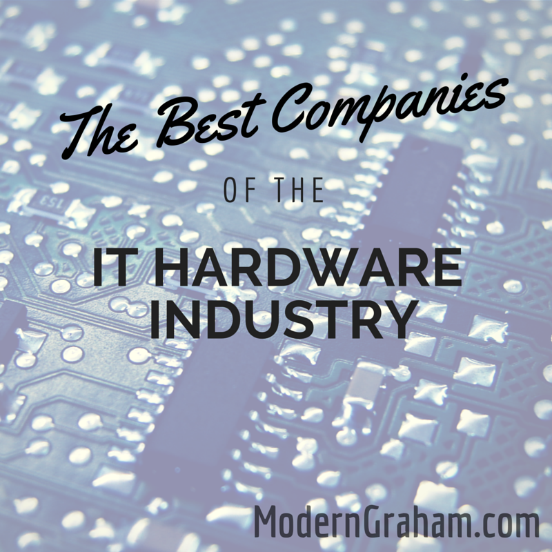 Best Companies of the IT Hardware Industry