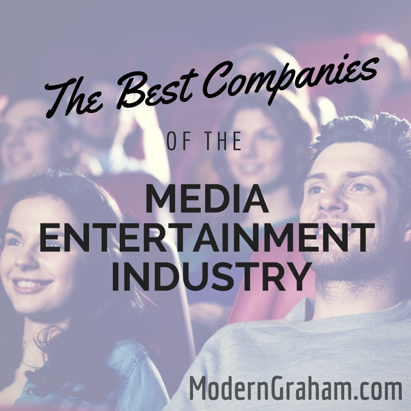 The Best Companies of the Media Entertainment Industry – October 2015
