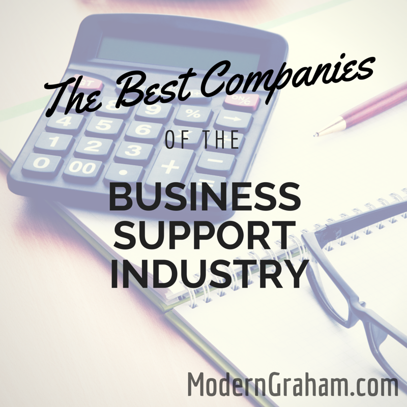 The Best Companies of the Business Support Industry – November 2015