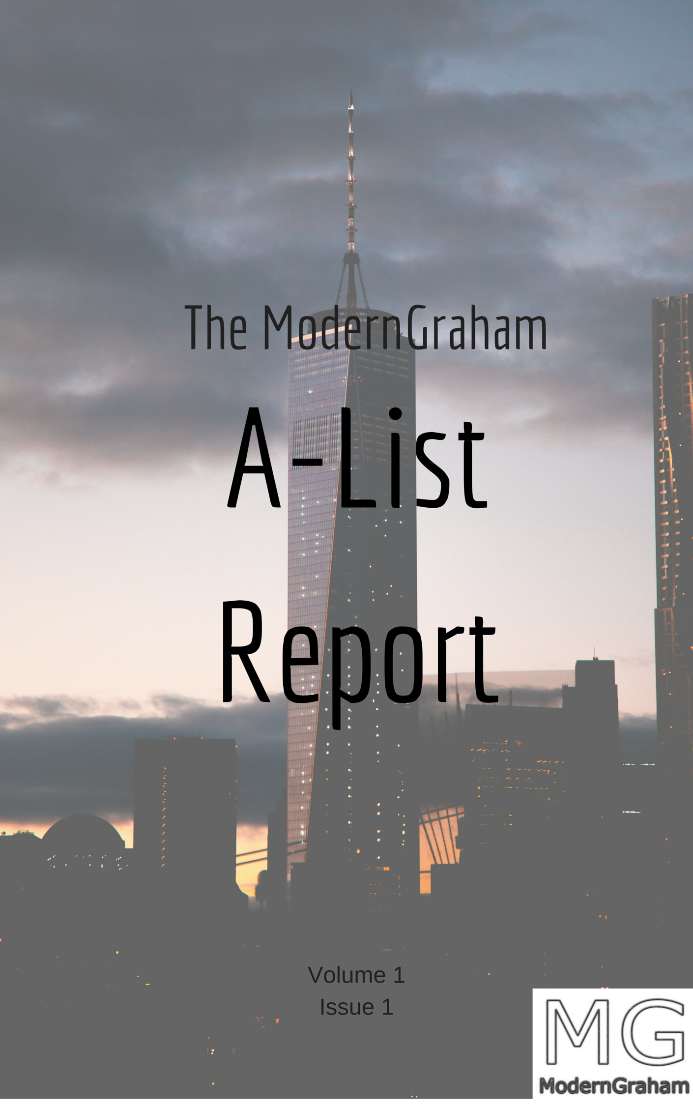 The Summer Issue of the ModernGraham A-List Report
