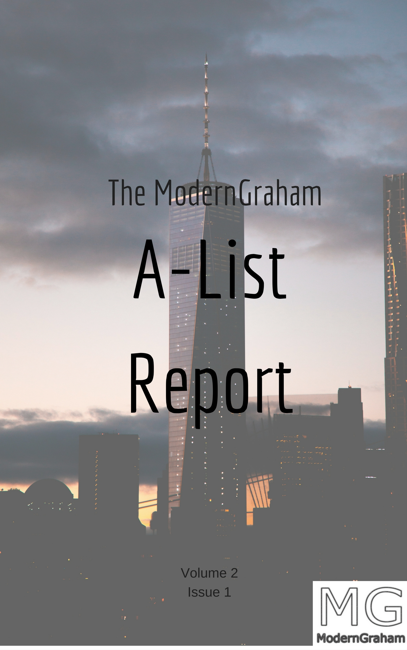 The Winter 2017 Issue of the A-List Report