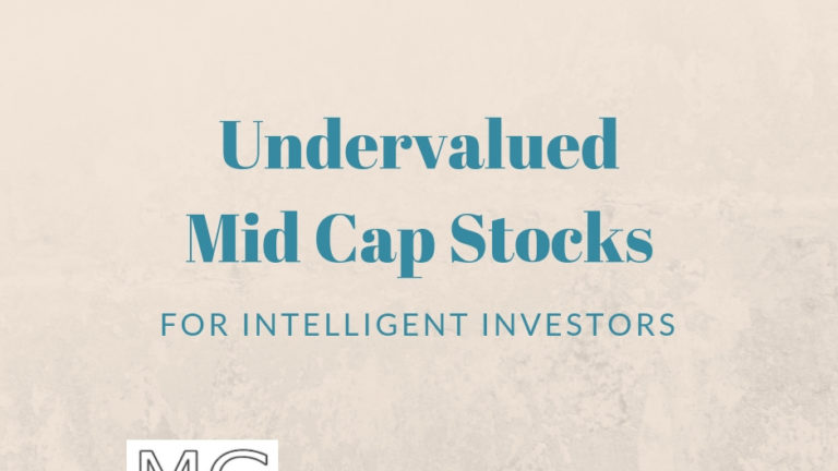 5 Undervalued Midcap Stocks For Value Investors – March 2019